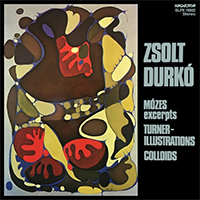 Durkó Zsolt: Mózes / Turner Illustrations / Colloids