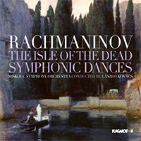 Rahmanyinov, Szergej: A holtak szigete - Szimfonikus táncok - Vocalise