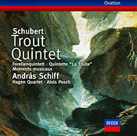 Schubert, Franz: Trout Quintet/6 Moments musicaux