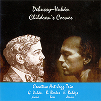 Creative Art Jazz Trio - Debussy-Vukán: Children's Corner