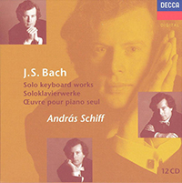 Bach, J.S.: The Solo Keyboard Works