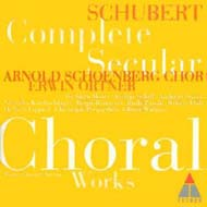 Schubert: Complete Secular Choral Works