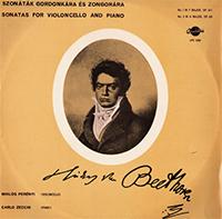 Beethoven, Ludwig van: Szonáták gordonkára és zongorára