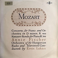Mozart, W.A.: Concerto for Piano and Orchestra in D minor K.466