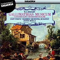 Mozart, W.A.: Gallimathias Musicum - Cassation K.99 - Divertimento K.138