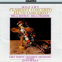 Mozart, W.A.: Clarinet Concerto - Flute Concerto K.314