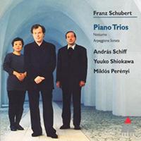 Schubert, Franz: Piano Trios