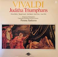 Vivaldi, Antonio: Juditha Triumphans