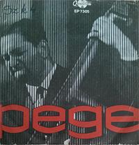 Pege Trio: Blues in Bled