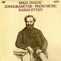 Erkel Ferenc: Zongoraművek