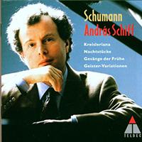 Schumann: Kreisleriana Op 16/Gesange der Fruhe Op 133/Nachtstucke Op 23/Variations on a Theme in E flat