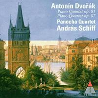 Dvořák, Antonín: Piano Quartet in Eb Op 87/Piano Quintet in A Op 81