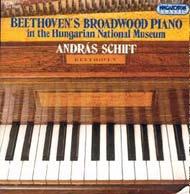 Beethoven zongorája a Magyar Nemzeti Múzeumban