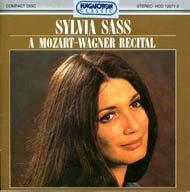 Sass Sylvia: Mozart - Wagner