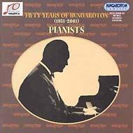 50 éves a Hungaroton - Zongoraművészek (1951-2001)