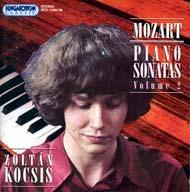 Mozart, Wolfgang Amadeus: Zongoraszonáták, összkiadás - 2. album