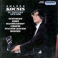 Kocsis Zoltán hangversenyfelvételeiből (1973-1986)