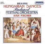 Brahms, Johannes: Magyar táncok Nos. 1-21 (Összes)