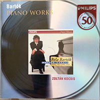 Bartók Béla: Piano Works