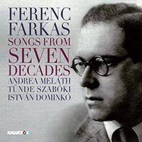 Farkas Ferenc: Hét évtized dalai