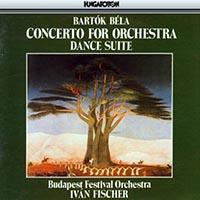 Bartók Béla: Concerto; Táncszvit