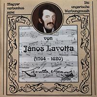 Magyar verbunkos zene Lavotta Jánostól (1764-1820)