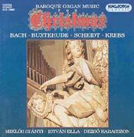 Karácsonyi barokk orgonazene
