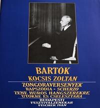 Bartók Béla: Zongoraversenyek; Scherzo; Rapszódia