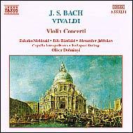 Bach/Vivaldi: Violin Concerti
