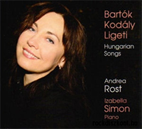 Bartók, Kodály, Ligeti: Hungarian Songs
