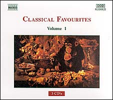 Classical Favorites - Vol 1.
