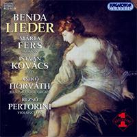 Benda, Georg Anton: Lieder