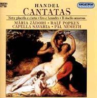 Händel, Georg Friedrich: Kantáták