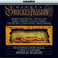 Händel, Georg Friedrich: Brockes passió
