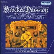 Telemann, Georg Philipp: Brockes passió