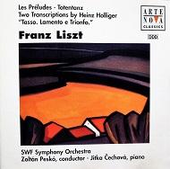 Liszt, Franz: Les Préludes; Totentanz; Two Transcriptions by Heinz Holliger;