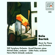 Bartók, Béla: Music for Piano and Orchestra