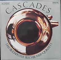 Das Budapester Blechbläser-Quintett: Cascades