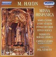 Haydn, Michael: Missa Hispanica
