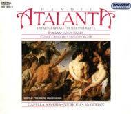 Händel, Georg Friedrich: Atalanta