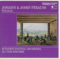 Strauss, Johann & Joseph: Polkák