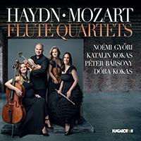 Haydn / Mozart: Flute Quartets