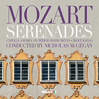 Mozart Serenades - Capella Savaria on Period Instruments