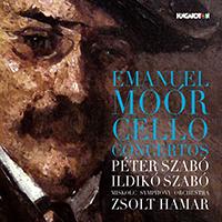 Emanuel Moór: Cello Concertos