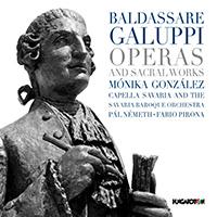 Baldassare Galuppi: Operas and Sacral Works