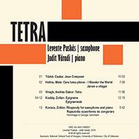 Puskás Levente és Váradi Judit: Tetra