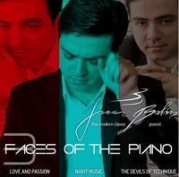 János Balázs: Faces of the Piano