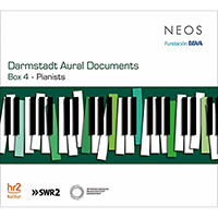 Darmstadt Aural Documents - Box 4.: Pianists