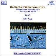 Romantic Piano Favourites Vol.7.