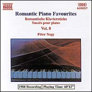 Romantic Piano Favourites Vol.8.